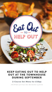 Eat out with 50% off