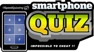 smart phone quiz icon